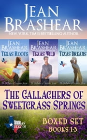 The Gallaghers of Sweetgrass Springs Boxed Set One - Books 1-3 ebook by Jean Brashear