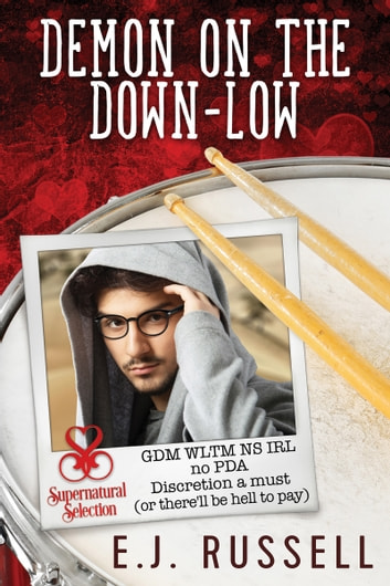 Demon on the Down-Low ebook by E.J. Russell