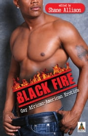 Black Fire: Gay African-American Erotica ebook by Shane Allison