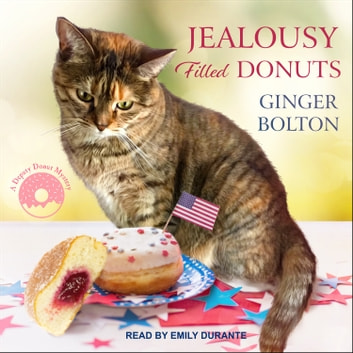 Jealousy Filled Donuts audiobook by Ginger Bolton