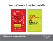 How to Communicate Successfully: The Halvorson Collection (2 Books) ebook by Heidi Grant Halvorson