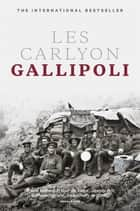 Gallipoli ekitaplar by Les Carlyon