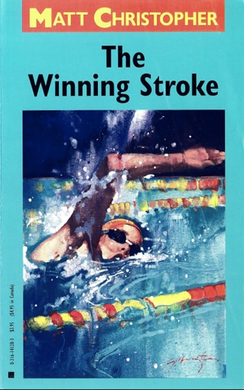 The Winning Stroke ebook by Matt Christopher