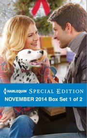 Harlequin Special Edition November 2014 - Box Set 1 of 2 - A Weaver Christmas Gift\The Soldier's Holiday Homecoming\Santa's Playbook ebook by Allison Leigh,Judy Duarte,Karen Templeton