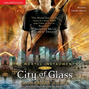 City of Glass audiobook by Cassandra Clare