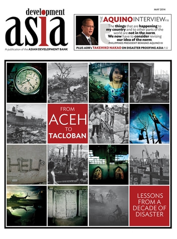 Development Asia—From Aceh to Tacloban - May 2014 ebook by Asian Development Bank