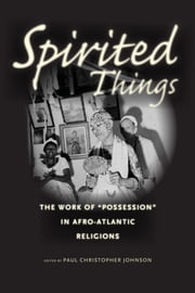 "Spirited Things - The Work of ""Possession"" in Afro-Atlantic Religions ebook by Paul Christopher Johnson"