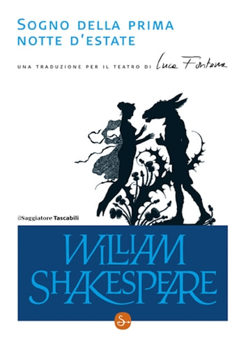Sogno della prima notte d'estate ebook by William Shakespeare