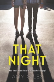 That Night ebook by Amy Giles