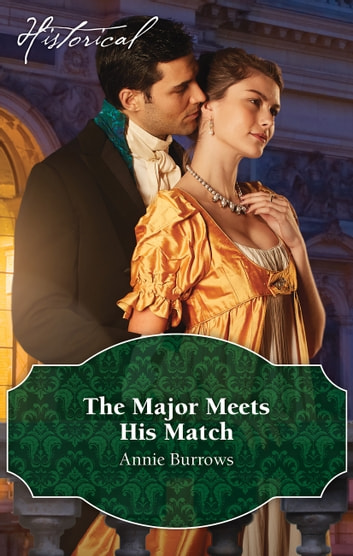 The Major Meets His Match ebook by Annie Burrows