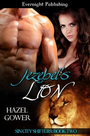Jezebel's Lion ebook by Hazel Gower