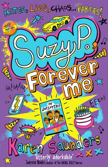 Suzy P, Forever Me ebook by Karen Saunders