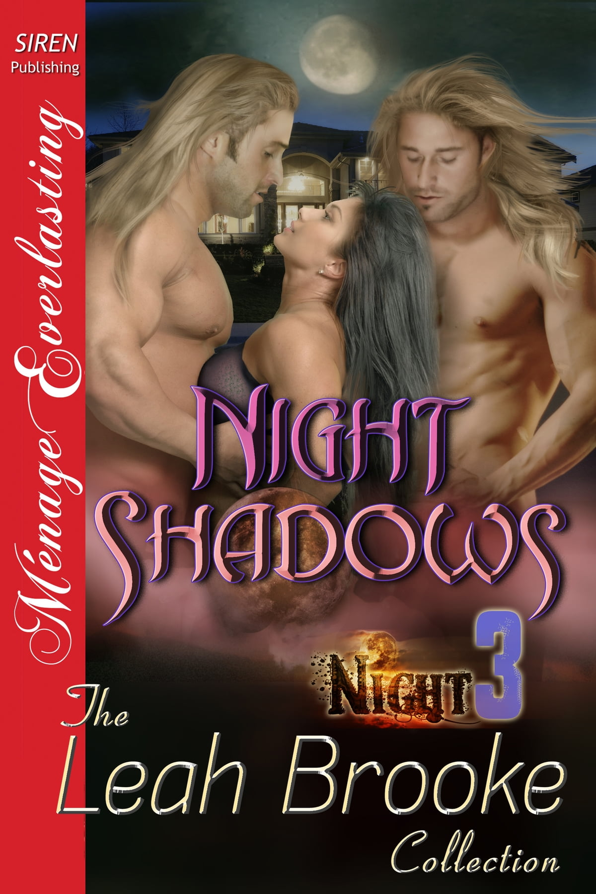 Night shadow erotic stories