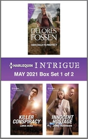 Harlequin Intrigue May 2021 - Box Set 1 of 2 ebook by