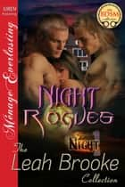 Night Rogues ebook by Leah Brooke