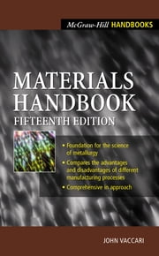 Materials Handbook ebook by John Vaccari