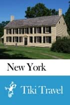 New York state (USA) Travel Guide - Tiki Travel ebook by Tiki Travel