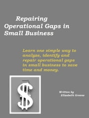 Repairing Operational Gaps in Small Business ebook by Elizabeth Greene