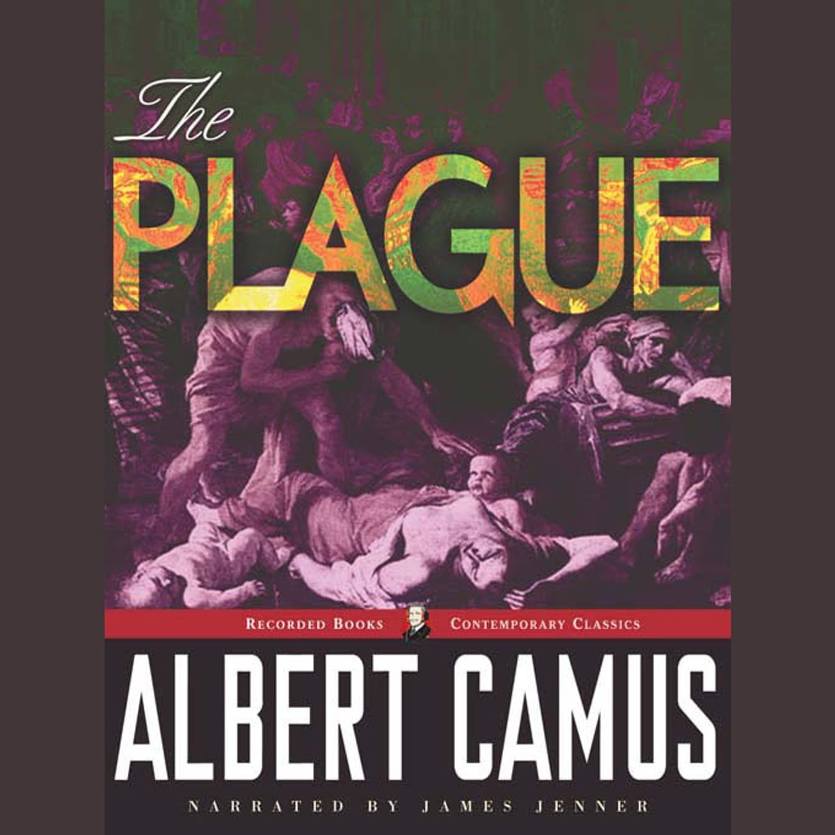 The Plague Audiobook by Albert Camus - 9781440780981 | Rakuten ...