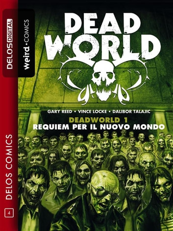 Deadworld 1 ebook by Vincent Locke,Gary Reed
