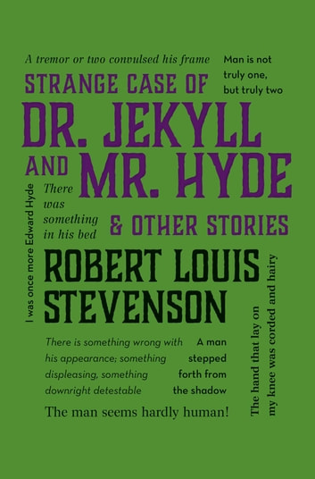 Strange Case of Dr. Jekyll and Mr. Hyde & Other Stories ebook by Robert Louis Stevenson