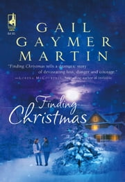 Finding Christmas ebook by Gail Gaymer Martin