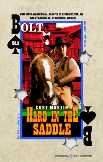 Hard in the Saddle ebook by Cort Martin,Jory Sherman