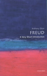 Freud: A Very Short Introduction ebook by Anthony Storr