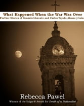 What Happened When the War Was Over; further stories of Gonzalo Llorente and Carlos Tejada Alonso y Leon ebook by Rebecca Pawel