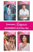 Harlequin Romance November 2018 Box Set - Heiress's Royal Baby Bombshell\Their Christmas Miracle\Christmas with Her Secret Prince\Her Festive Flirtation eBook by Jennifer Faye, Barbara Wallace, Nina Singh,...