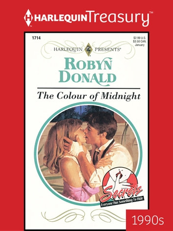 The Colour Of Midnight Ebook By Robyn Donald 9781459284364