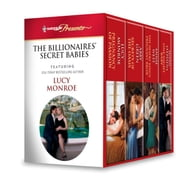 Harlequin Presents The Billionaires Secret Babies - Pregnancy of Passion\Secrets of the Oasis\The Desert King's Pregnant Bride\One-Night Baby ebook by Lucy Monroe,Abby Green,Annie West,Susan Stephens