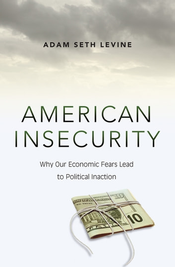 American Insecurity - Why Our Economic Fears Lead to Political Inaction ebook by Adam Seth Levine