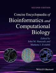 Concise Encyclopaedia of Bioinformatics and Computational Biology ebook by John M. Hancock,Marketa J. Zvelebil