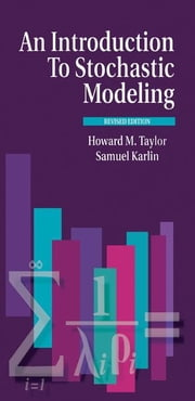 An Introduction to Stochastic Modeling ebook by Taylor, Howard M.