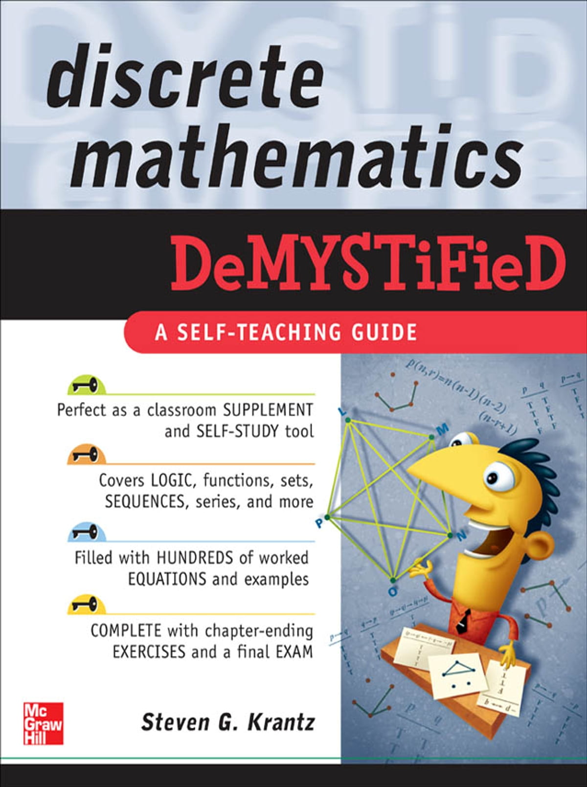 Ebook Advanced Discrete Mathematics