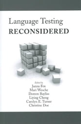 Language Testing Reconsidered ebook by