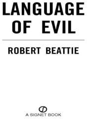 Language of Evil ebook by Robert Beattie