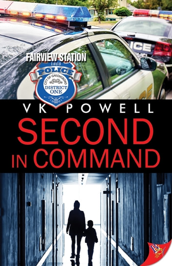 Second In Command eBook by VK Powell