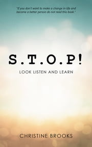S.T.O.P! - Look Listen and Learn ekitaplar by Christine Brooks