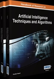 Handbook of Research on Artificial Intelligence Techniques and Algorithms ebook by Pandian Vasant