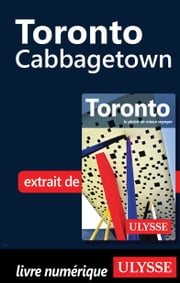 Toronto - Cabbagetown ebook by Benoit Legault