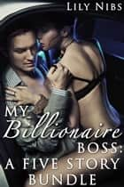 My Billionaire Boss: A Five-Story Bundle - Billionaire Erotica Collection ebook by Lily Nibs