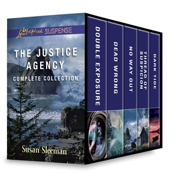 The Justice Agency Complete Collection - An Anthology ebook by Susan Sleeman