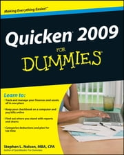 Quicken 2009 For Dummies ebook by Stephen L. Nelson