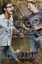 End of Summer ebook by D.C. Williams