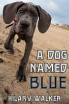 A Dog Named Blue ebook by Hilary Walker