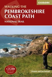 The Pembrokeshire Coast Path ebook by Dennis Kelsall,Jan Kelsall