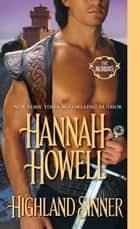 Highland Sinner ebook by Hannah Howell