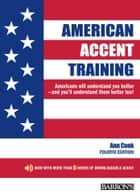 American Accent Training With Audio ebook by Ann Cook